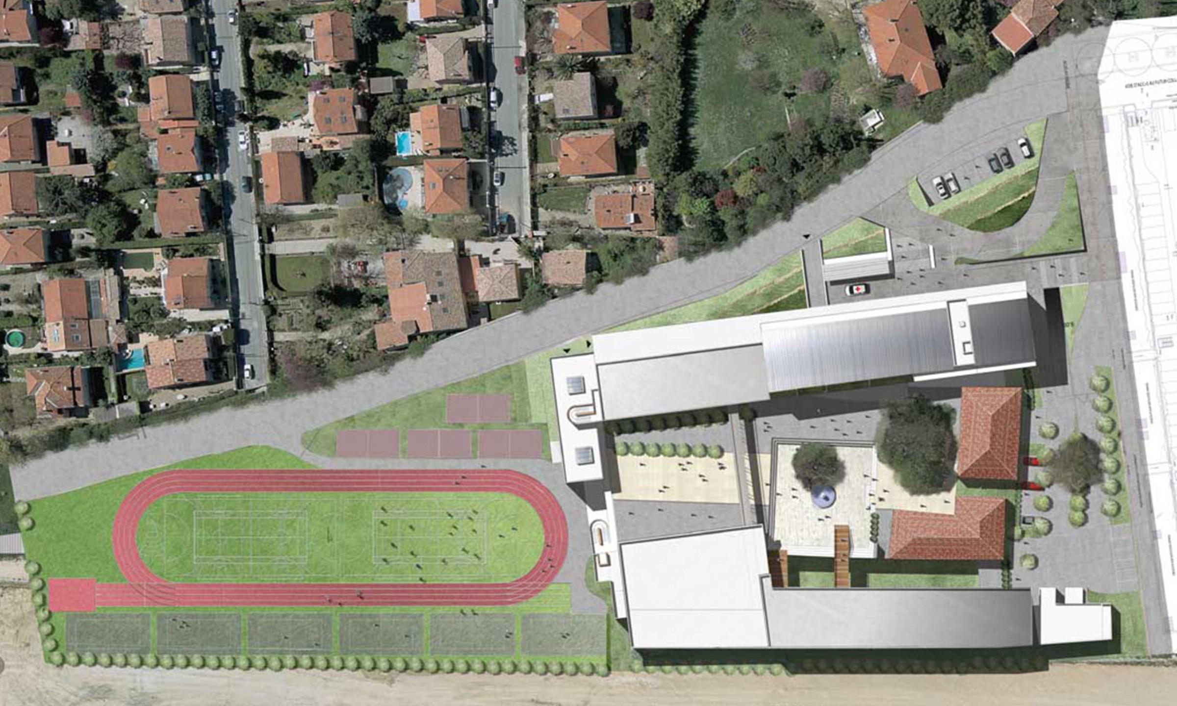 College Saint Barnabé - Marseille [13]